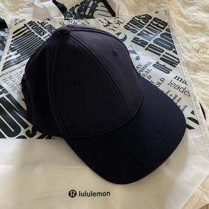 Lululemon BALLER HAT navy